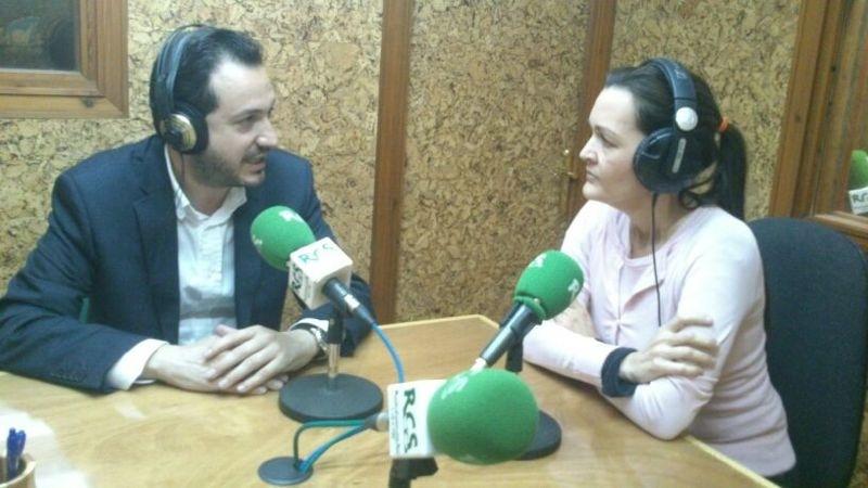 Entrevista con Maribel Madrid de Radios Costa del Sol