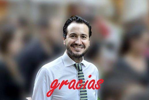 Gracias por el apoyo a todos los compañeros y compañeras de la Agrupación del PSOE-A Fuengirola